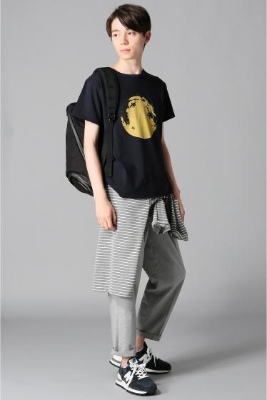 ���㡼�ʥ륹��������� WHITE LINE / �ۥ磻�ȥ饤��:WL T-Shirts(Kurry) �ܺٲ���2
