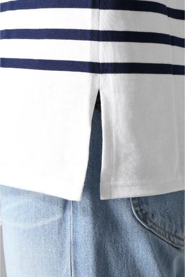 ���㡼�ʥ륹��������� SAINT JAMES / ����ȥ������ॹ : NAVEL Shirt 7�֥��� �ܺٲ���12