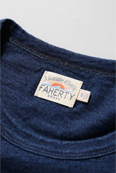 ���㡼�ʥ륹��������� FAHERTY BRAND / �ե���ƥ��֥���:SS Pocket T �ܺٲ���11