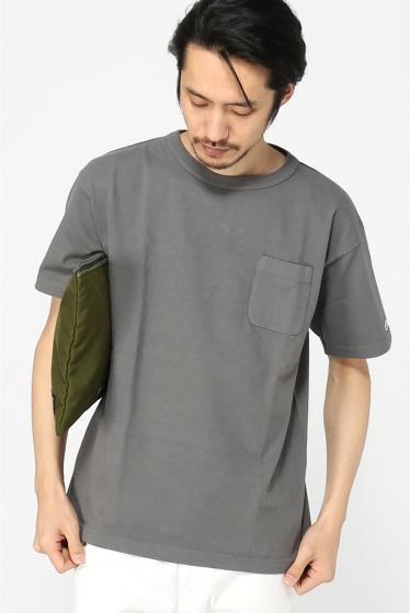���㡼�ʥ륹��������� 16SS Champion T1011 JS Exclusive Pocket T-SHIRTS/ �����ԥ��� �ݥ�Tee ���졼
