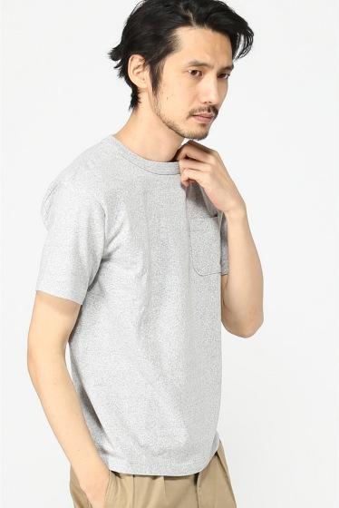 ���㡼�ʥ륹��������� 16SS Champion T1011 JS Exclusive Pocket T-SHIRTS/ �����ԥ��� �ݥ�Tee ���졼A