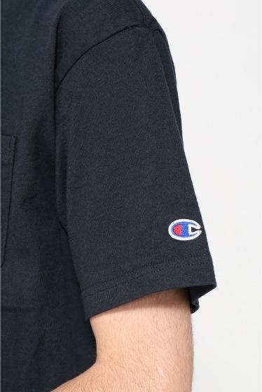 ���㡼�ʥ륹��������� Champion T1011 JS Exclusive Pocket T-SHIRTS/ �����ԥ��� �ݥ�Tee �ܺٲ���17