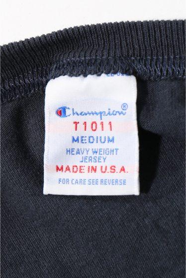 ���㡼�ʥ륹��������� Champion T1011 JS Exclusive Pocket T-SHIRTS/ �����ԥ��� �ݥ�Tee �ܺٲ���20