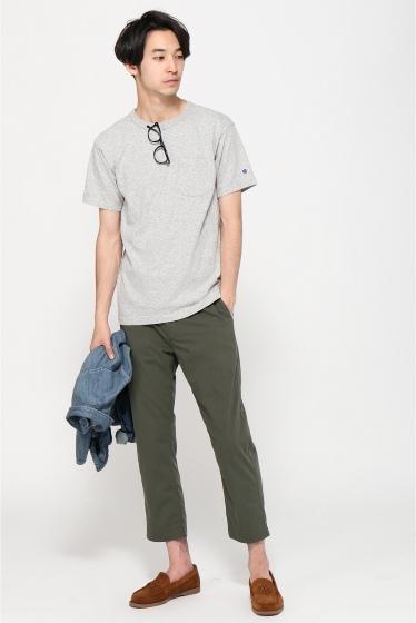 ���㡼�ʥ륹��������� Champion T1011 JS Exclusive Pocket T-SHIRTS/ �����ԥ��� �ݥ�Tee �ܺٲ���3