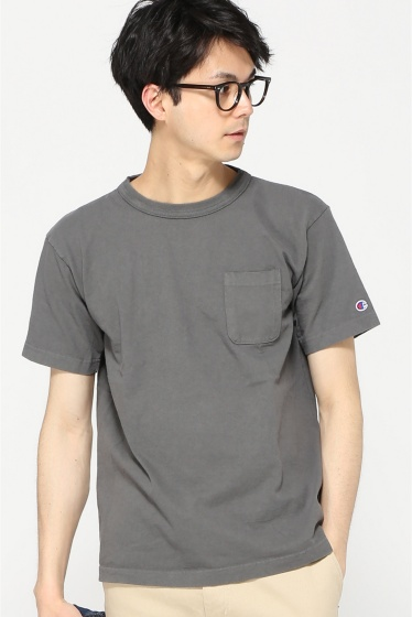 ���㡼�ʥ륹��������� Champion T1011 JS Exclusive Pocket T-SHIRTS/ �����ԥ��� �ݥ�Tee ���졼