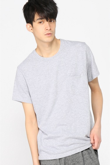 �����֥�������ʥ��ƥå� SKU HEAVY SUPIMA JERSEY POCKET TEE �ܺٲ���11
