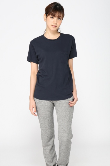 �����֥�������ʥ��ƥå� SKU HEAVY SUPIMA JERSEY POCKET TEE �ܺٲ���2