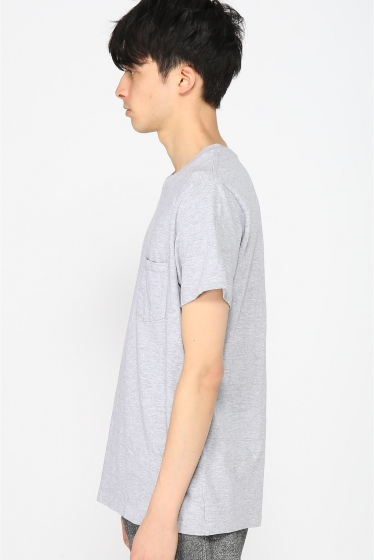 �����֥�������ʥ��ƥå� SKU HEAVY SUPIMA JERSEY POCKET TEE �ܺٲ���4