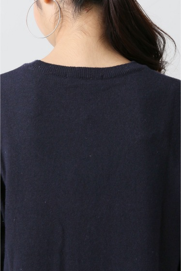 ���ԥå������ѥ� ��ACHRO�� Side Slitz Long Sweater �ܺٲ���7