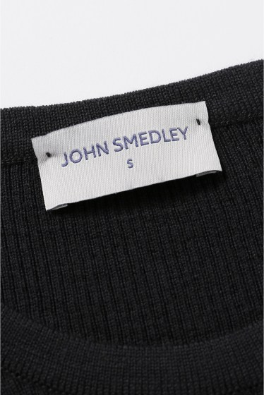 �ե졼���� John Smedley 30G��֥��롼�ͥå� �ץ륪���С� �ܺٲ���13
