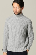 �ե�����󥻥֥� ���ǥ��ե��� W.N HIGHNECKED KNIT