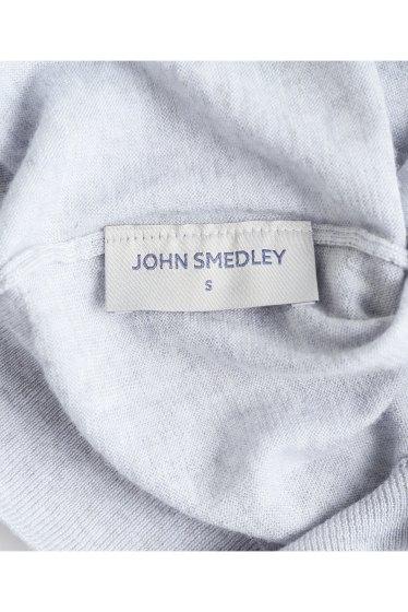 ���㡼�ʥ륹��������� �쥵������ ��JOHN SMEDLEY/�������ɥ졼�� 30G:LONG SLEEVES �����ȥ�ͥå��˥å� �ܺٲ���14