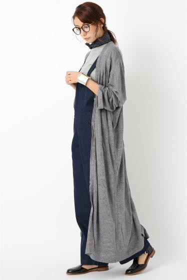 ���㡼�ʥ륹��������� ��OSKAR/���������� Wild Hearts Relaxed maxi-length knit:��˥å� �ܺٲ���2