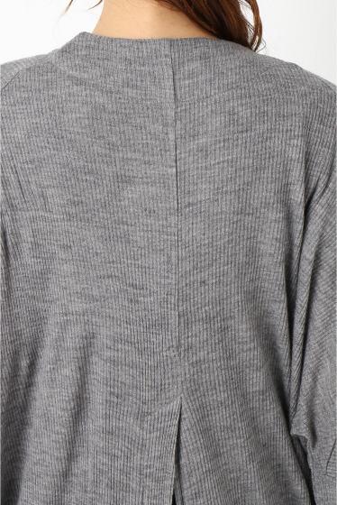 ���㡼�ʥ륹��������� ��OSKAR/���������� Wild Hearts Relaxed maxi-length knit:��˥å� �ܺٲ���7