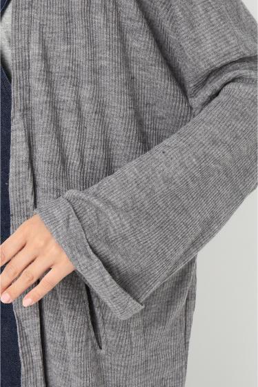 ���㡼�ʥ륹��������� ��OSKAR/���������� Wild Hearts Relaxed maxi-length knit:��˥å� �ܺٲ���8