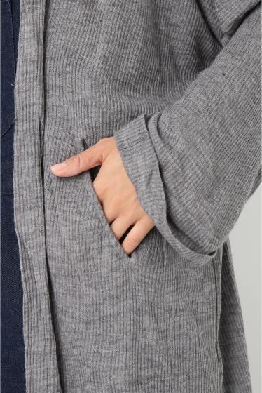 ���㡼�ʥ륹��������� ��OSKAR/���������� Wild Hearts Relaxed maxi-length knit:��˥å� �ܺٲ���9