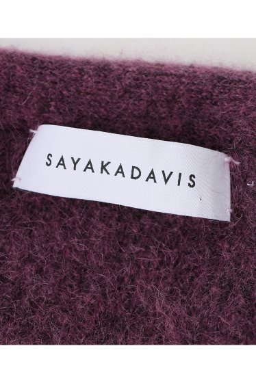 ���㡼�ʥ륹��������� ��SAYAKA DAVIS / ���䥫 �ǥ��������� RIBBED�����ǥ����� �ܺٲ���13