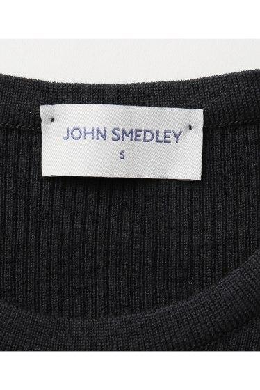 ���㡼�ʥ륹��������� ��JOHN SMEDLEY/�������ɥ졼�� 30G LONGSLEEVE RIB ���롼�ͥå��ץ륪���С� �ܺٲ���10