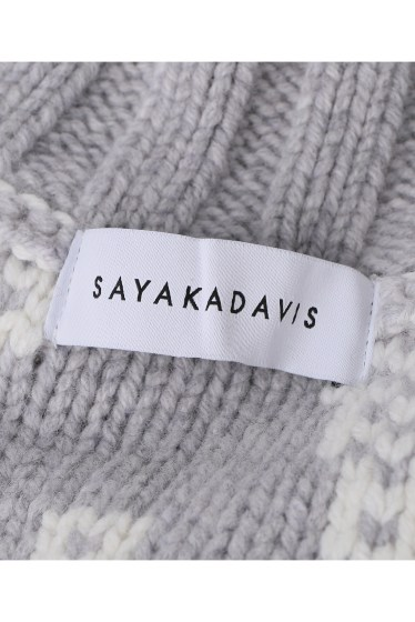 ���㡼�ʥ륹��������� ��SAYAKA DAVIS / ���䥫 �ǥ��������� �ե�ϥ��ͥå��˥å� �ܺٲ���11
