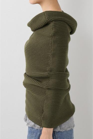 �����ԡ����ȥ��ǥ��� bassike knit snood�� �ܺٲ���1