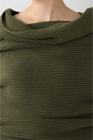�����ԡ����ȥ��ǥ��� bassike knit snood�� �ܺٲ���3