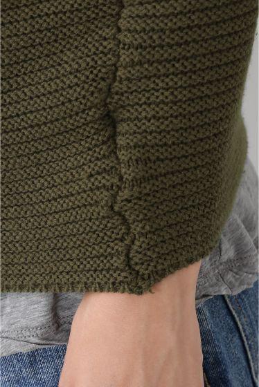 �����ԡ����ȥ��ǥ��� bassike knit snood�� �ܺٲ���5