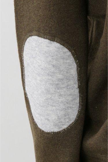 �����ԡ����ȥ��ǥ��� bassike patch knit �ץ륪���С��� �ܺٲ���10