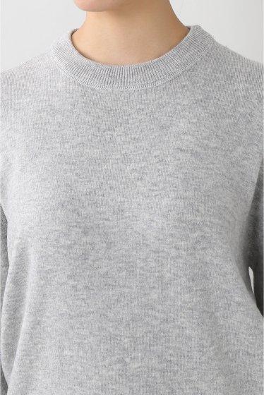 �����ԡ����ȥ��ǥ��� bassike patch knit �ץ륪���С��� �ܺٲ���4