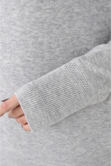 �����ԡ����ȥ��ǥ��� bassike patch knit �ץ륪���С��� �ܺٲ���6