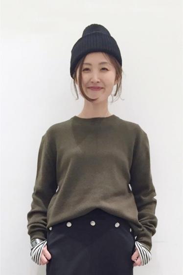 �����ԡ����ȥ��ǥ��� bassike patch knit �ץ륪���С��� ������