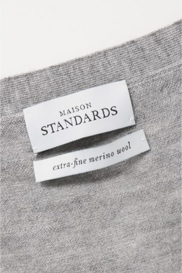 �����ԡ����ȥ��ǥ��� ��MAISON STANDARD Mens V�ͥå������ǥ����� �ܺٲ���10