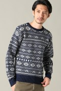���㡼�ʥ륹��������� WOOLRICH GREY LABEL / �������å����졼�졼�٥� : SNOW MOUNTAIN SWEATER