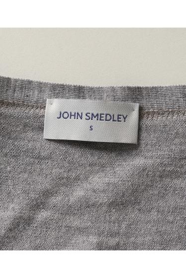 ���㡼�ʥ륹��������� JOHNSMEDLEY/�����ɥ졼 :  30G LONG SLEEVES CARDIGAN �ܺٲ���13