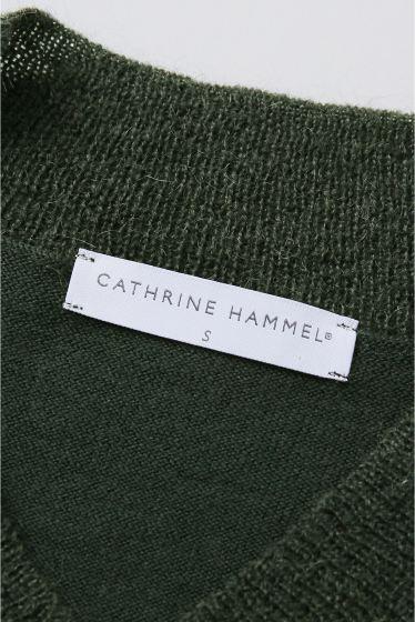 �ץ顼���� CATHRINE HAMMEL V�ͥå��ץ륪���С� �ܺٲ���10
