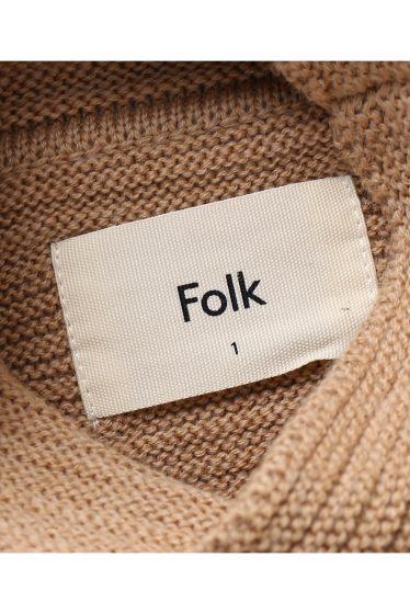 �ץ顼���� FOLK DREAM FUNNEL NECK �ܺٲ���12