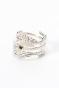 ���ƥ�����å� BED J.W.FORD Silver Roll Ring
