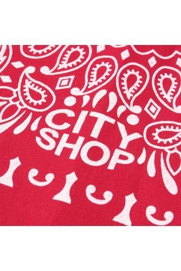 ���ƥ�����å� CITY SHOP OR BANDANA �ܺٲ���3