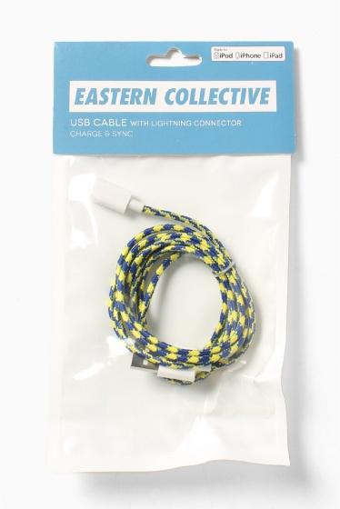 ���ƥ�����å� EASTERN COLLECTIVE USB CABLE �����?