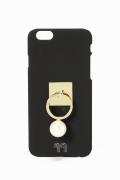 ���ƥ�����å� 77circa Original Ring Pearl iPhone Case
