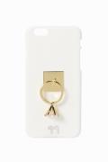���ƥ�����å� 77circa Original Ring Diamond iPhone Case