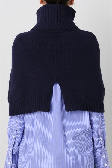 �����ԡ����ȥ��ǥ��� �������륫���ߥ� Knit Poncho �ܺٲ���2
