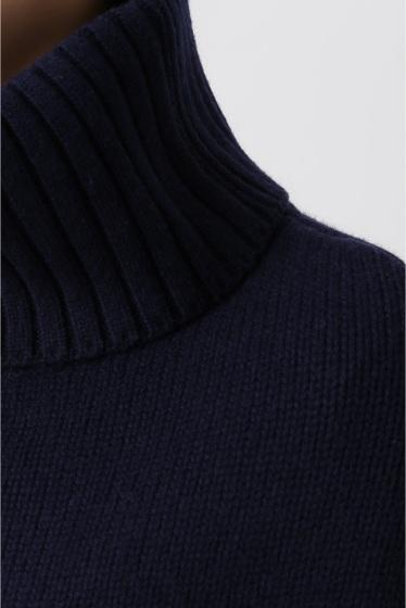 �����ԡ����ȥ��ǥ��� �������륫���ߥ� Knit Poncho �ܺٲ���5
