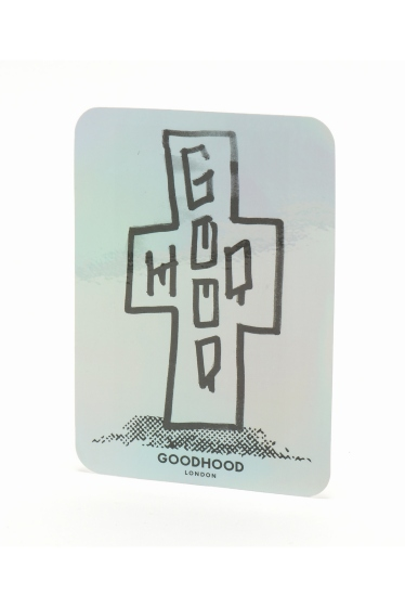 �������� GOODHOOD GH CROSS STICKER �ܺٲ���2