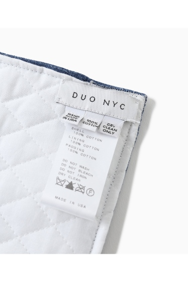 ���㡼�ʥ륹��������� DUO NYC FULL SIZE DENIM QUILT �ܺٲ���3