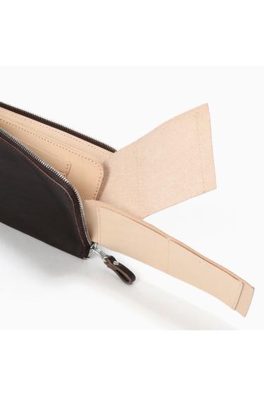 ���㡼�ʥ륹��������� HOBO / �ۡ��ܡ� : Shade Leather L Zip Wallet �ܺٲ���10