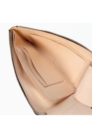 ���㡼�ʥ륹��������� HOBO / �ۡ��ܡ� : Shade Leather L Zip Wallet �ܺٲ���12