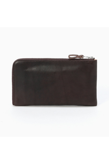 ���㡼�ʥ륹��������� HOBO / �ۡ��ܡ� : Shade Leather L Zip Wallet �ܺٲ���2