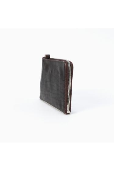 ���㡼�ʥ륹��������� HOBO / �ۡ��ܡ� : Shade Leather L Zip Wallet �ܺٲ���3