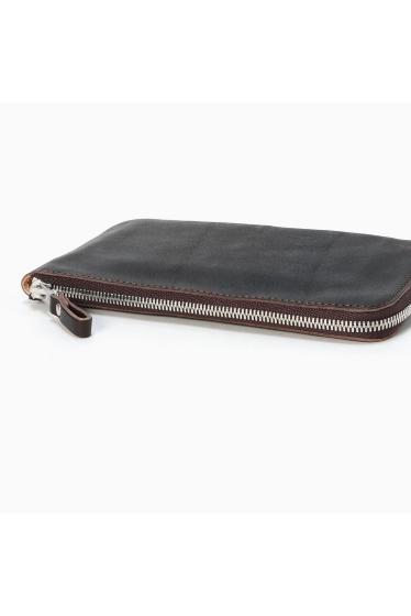���㡼�ʥ륹��������� HOBO / �ۡ��ܡ� : Shade Leather L Zip Wallet �ܺٲ���4