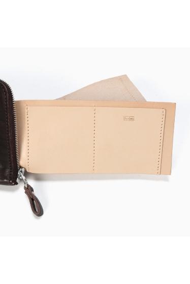 ���㡼�ʥ륹��������� HOBO / �ۡ��ܡ� : Shade Leather L Zip Wallet �ܺٲ���8